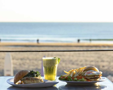 Windsurf Cafe | Jantar c/ Vista Mar a 2 | Carcavelos