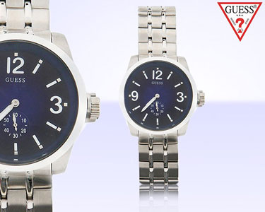 Relógio Guess® Homem | Prateado