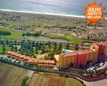 Fuga de Primavera/Verão em Peniche | Noite & SPA no Atlântico Golfe Hotel 4*