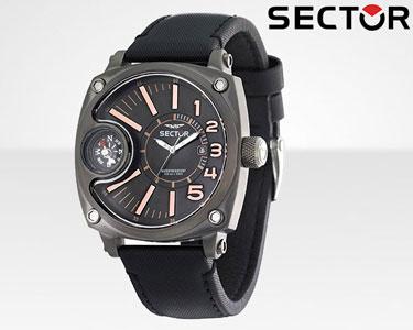 Relógio Sector® for Men   Mountain Compass