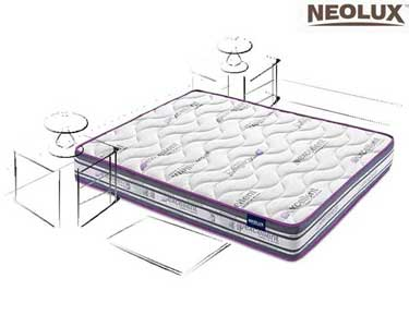 Colchão Breeze Deluxe 3D Comfogel | 12 Medidas à Escolha