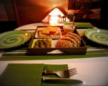 Jantar Romântico com Tudo Incluído para Dois | Fonte da Telha