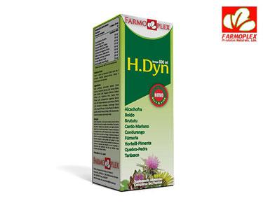 Complexo de Plantas H-Dyn 500 ml | Complemento Alimentar