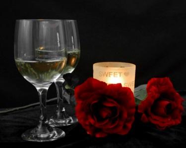 Jantar Romântico de S. Valentim para Dois | Marisco & Música ao Vivo