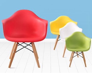 Cadeira para Criança | Escolha a Cor!