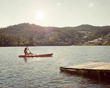 Passeio de Canoa no Douro + Piquenique Delicioso | Alma D´Ouro