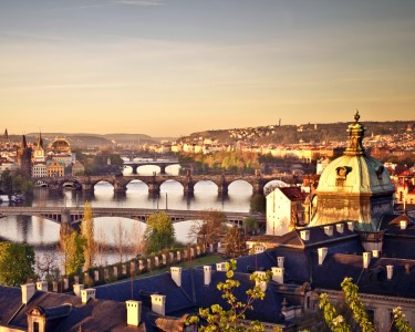 Praga in Love | Voo + 3 Noites + City Tour