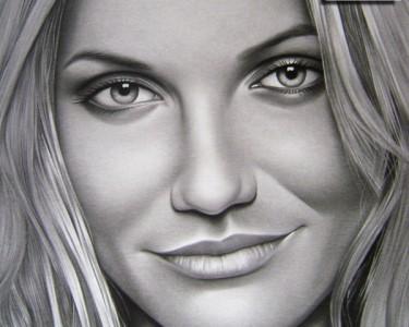 Surpreenda Quem Ama com um Retrato | A5, A4 ou A3 | 1 ou 2 Pessoas