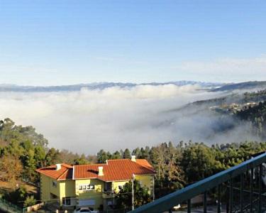 Noite com Vista sobre Braga | Grande Hotel do Bom Jesus
