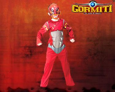 Fato de Carnaval de Criança | Gormitti Fogo