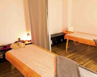 Massagem Romântica de Aromaterapia à Luz das Velas | Brinde no Final