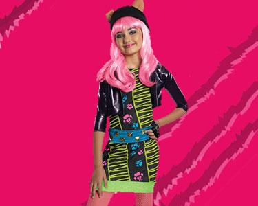 Fato de Carnaval de Criança | Monster High - Howleen Wolf