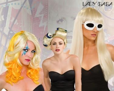 Fato de Carnaval de Adulto | Lady Gaga - Escolha a Opção