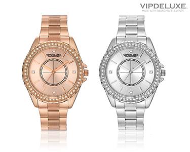 Relógio Siena com Cristais Swarovski Elements®