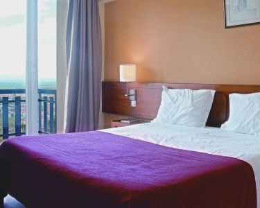 Noite com Jantar & Piscina Interior no Hotel Senhora do Castelo | Mangualde
