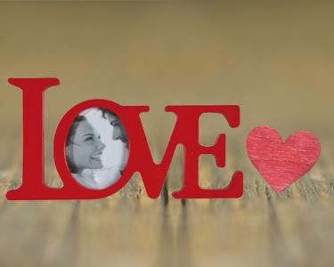 Moldura Love | Um Presente Apaixonante!