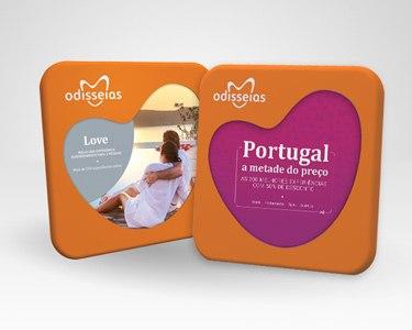 2 Presentes: Love + Portugal a Metade do Preço