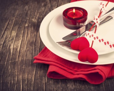 Celebre a Paixão no S. Valentim | Jantar a Dois c/ Flute de Champanhe!