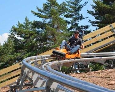 Adrenalina Romântica | Segway- Adventure Tour & Descidas Alpine Coster