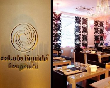 O Melhor Sushi a Dois | Amor e Romance no Fusion Sushi Estado Líquido