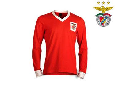 Camisola do Benfica    Primeiros Campeões Nacionais 1935-36