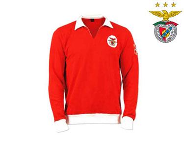 Camisola de Treino do Benfica | Década de 60