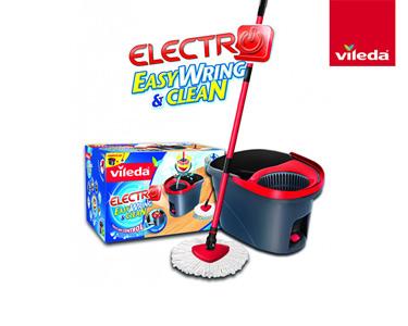 Balde Eléctrico Easy Wring & Clean Vileda®