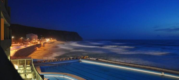 Noite Fantástica c/ Vista Mar & Opção de Jantar no Hotel Arribas | Praia Grande