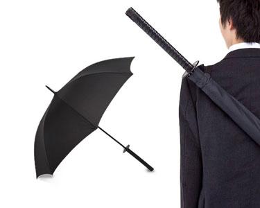 Guarda-Chuva Automático | Estilo Samurai