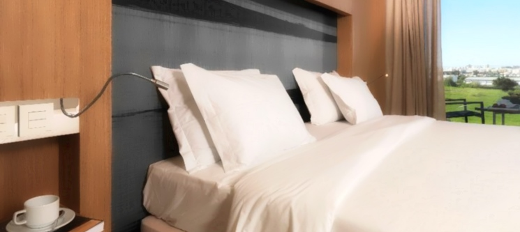 Valentine Moments | 1 ou 2 Noites & SPA no Hotel Riverside 4* c/ opção de Jantar Romântico