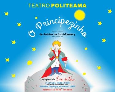 Filipe La Féria - «O Principezinho» | Teatro Politeama | Últimas Datas