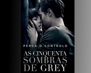 «As Cinquenta Sombras de Grey» | 2 Bilhetes + Pipocas | Cinemas NOS