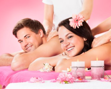 Amour-Amour Massage c/ Espumante & Bombons | 50 Minutos