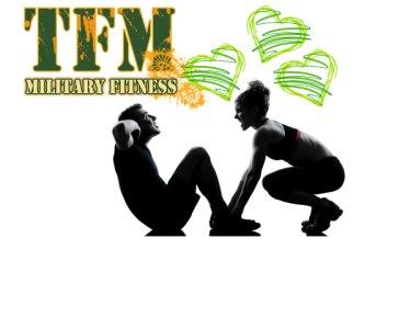 Mês de Treinos TFM para Dois | Sejam um Casal Fit - Desporto é Amor!