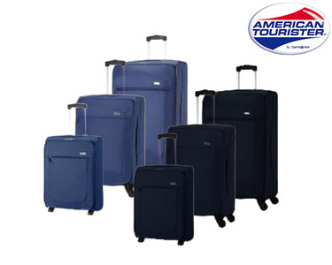 Mala de Viagem American Tourister® by Samsonite® | Escolha a Sua!