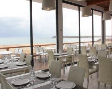 Especialidade Portofino: Arroz de Garoupa e Mariscos a 2 c/ Vista Mar