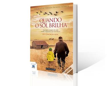 Livro «Quando o Sol Brilha» de Rui Conceição Silva