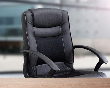 Cadeira de Escritório | Altura Ajustável