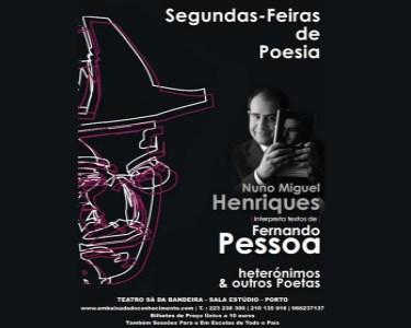 «A Minha Pátria é a Língua Portuguesa» | Fernando Pessoa & Heterónimos