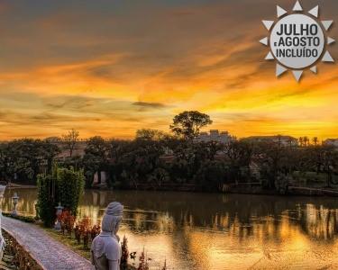 Costa de Prata | Noite Zen & Entradas no Jardim Buddha Eden