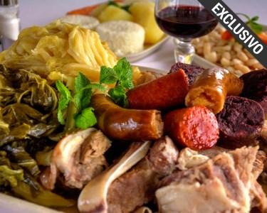 Cozido à Portuguesa à Discrição | Almoço Exclusivo | Sesimbra