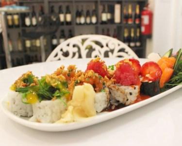 Sushi & Romance | Experiência Asiática em Belém para Dois