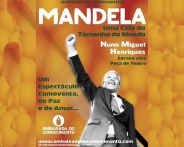 Mandela - Uma Cela do Tamanho do Mundo | Peça de Teatro Contemporâneo