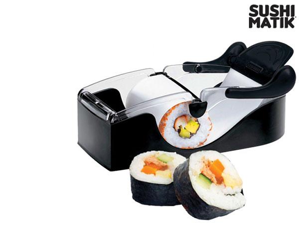 Máquina de Sushi «Sushi Matik» | Perfeição em Segundos!