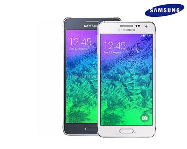 Smartphone Samsung Galaxy Alpha 32GB | Branco ou Preto