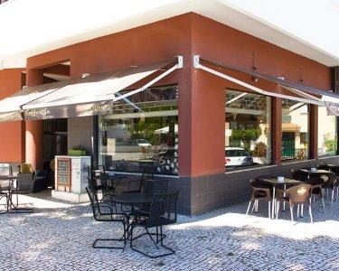 Menu Completo p/ Saborear com Gosto! Coffeein lounge - Fonte da Telha