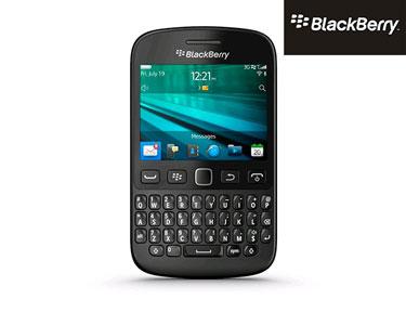 Smartphone BlackBerry® 9720 Preto | Teclado QWERTY