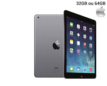 Apple® iPad Air 32GB ou 64GB | Entre na 5ª Geração!