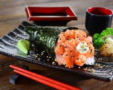 Temakis, Vinho & Amigas - 2 ou 4 Pessoas | Hábito Wine and Sushi Bar