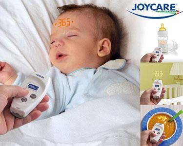Termómetro Digital Joycare® | Medição à Distância